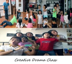 creative drama class